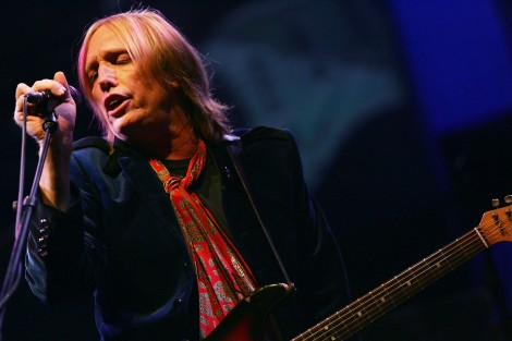 Tom Petty And The Heartbreakers Perform In Southern California